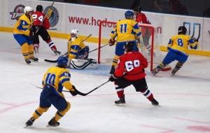 Донбасс обыграл молодежную сборную Украины