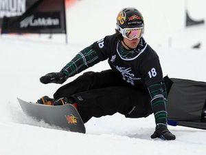 Американский сноубордист хочет стать русским