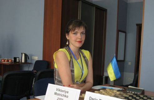 Шашки. Мотричко идет второй на чемпионате мира