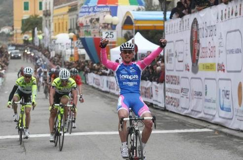 Вуэльта. Первая итальянская победа