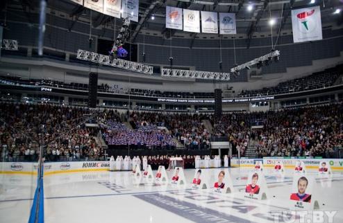 В Минске прошел реквием по погибшим в Ярославле
