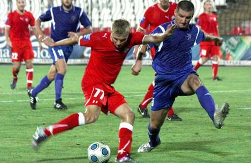 Неожиданная победа Кривбасса в Симферополе