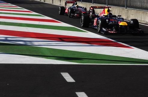 Гран-при Италии. Квалификация. Онлайн