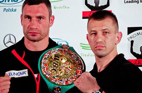 Читатели iSport.ua уверены в победе Виталия Кличко