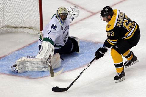 НХЛ. Бостон готов отпустить Марчанда