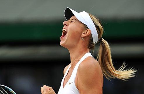 Рейтинг WTA.Шарапова поднялась на 2 место, А.Бондаренко потеряла 33 позиции