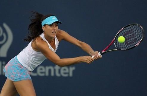 Ташкент (WTA). Кудрявцева и Первак во втором круге