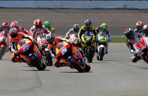 MotoGP. Гран-при Арагона. Педроса вырывает победу в первой практике