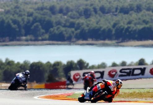 MotoGP. Гран-при Арагона. Вторая практика отменена