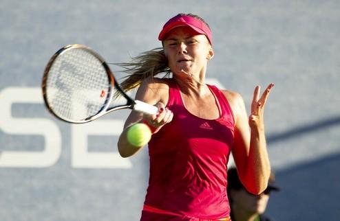 Квебек (WTA). Крайчек выходит в полуфинал