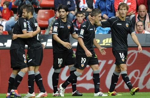 Вильярреал позорит второй эшелон, Валенсия возглавляет гонку + ВИДЕО