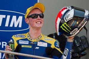 Брэдли Смит будет выступать в MotoGP с 2013 года