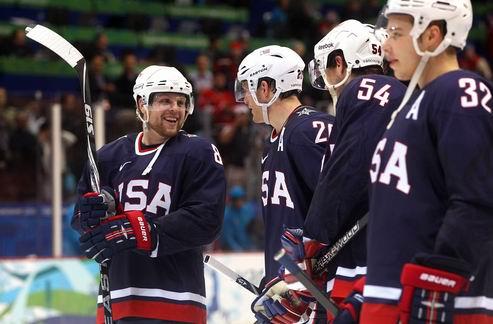НХЛ. USNTDP – Хоккей по-американски!