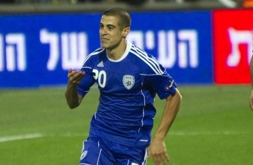 Динамо и Днепр наблюдают за израильским форвардом