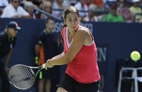 Сеул (WTA). Бартоли выбывает