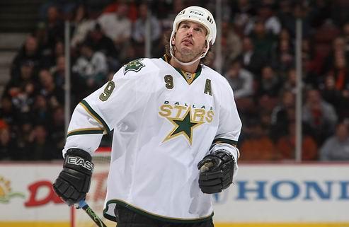 НХЛ. Майк Модано завершил карьеру