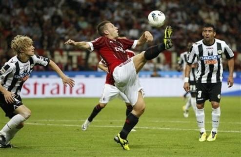 Милан и Ювентус играют вничью, Наполи уступает + ВИДЕО