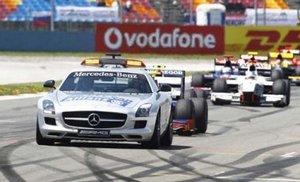 В Мерседесе предрекают неспокойный Гран-при Сингапура