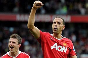 Фердинанд может вернуться в матче против Стока