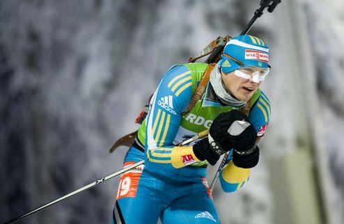 Биатлон. Украина завоевала серебро на чемпионате мира