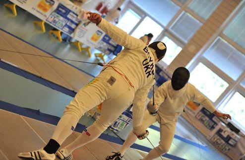 Фехтование. Украинские ветераны завоевали шесть медалей