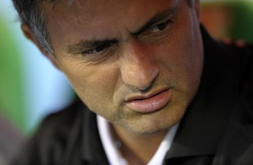 "Моуриньо: ""В команде нет никакого кризиса"""