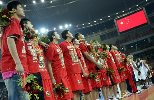 Китай — чемпион Азии-2011