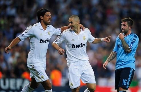 Группа D. Реал и Лион уверенно побеждают + ВИДЕО