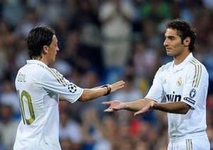 Алтынтоп счастлив дебютировать в составе Реала