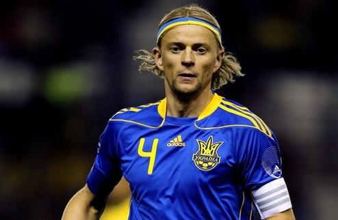 Тимощук сыграл сотый матч в еврокубках