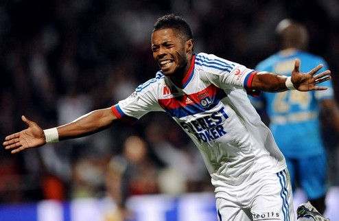 Бастос остается в Лионе до лета 2015 года