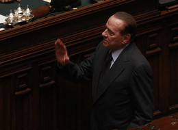 "Берлускони: ""Милан сильнее Барселоны"""