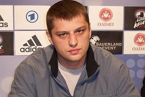 Ляхович вернулся к тренировкам