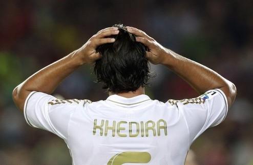 Хедира может уйти из Реала