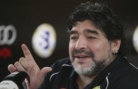 """Марадона: """"Фергюсону не стоило комментировать ситуацию с Тевесом"""""""