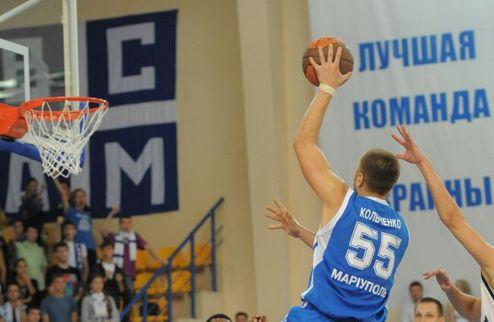 Суперлига. Азовмаш добывает первую победу в чемпионате