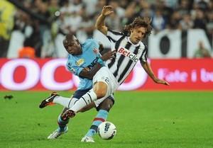 Пирло может пропустить матч с Миланом