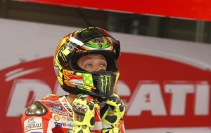 """MotoGP. Росси: """"Надеюсь на хороший старт"""""""