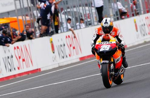 MotoGP. Гран-при Японии. Неожиданная победа Педросы