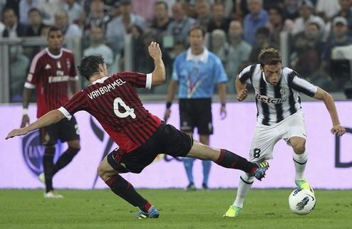 Ювентус шокирует Милан в эндшпиле + ВИДЕО