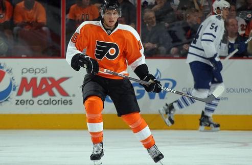 НХЛ. Шенн надеется остаться в основе Филадельфии