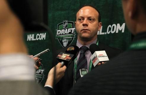 НХЛ. Чикаго: новый контракт генерального менеджера