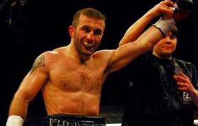 Хурцидзе нокаутировал ЛеУлье во втором раунде