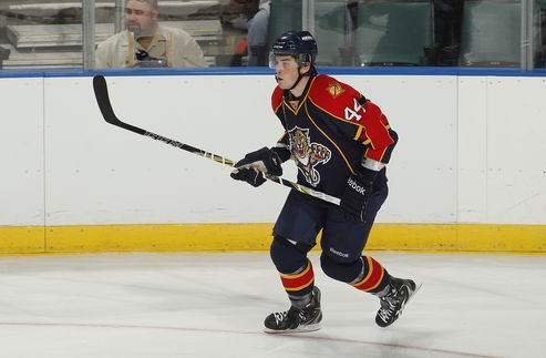 НХЛ. Флорида: Гадбрансон остается с основной командой