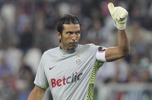 """Буффон: """"Победа над Миланом — это всего лишь три очка"""""""