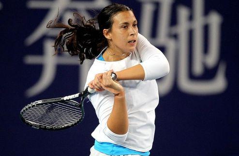 Пекин (WTA). Героическое поражение Бартоли