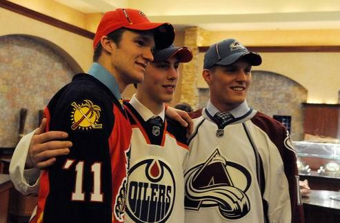 НХЛ. Они готовы дебютировать