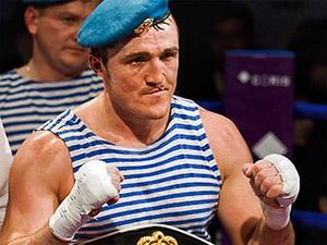 Лебедеву поможет украинский боксер