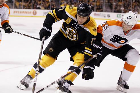 НХЛ. Сезон открылся победами Филадельфии, Торонто и Питтсбурга
