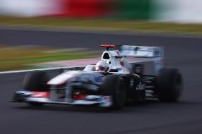 Заубер сделают значительный шаг вперед на Гран-при Японии